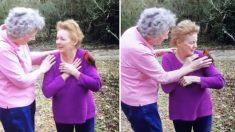 """생전 약속대로 '새'를 보낸 할머니 """"얘들아, 나는 잘 있어""""(영상)"""