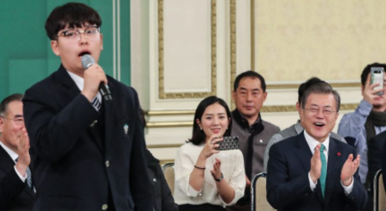 '애 어른 끝판왕' 인간극장 출신 소년 농부 한태웅의 꿈(영상)