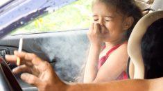 미국, 어린이 동승 차량에서 담배 피우면 과태료 징수…