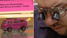 슈퍼카도 놀랄만한 50년 된 골동품 장난감 가격