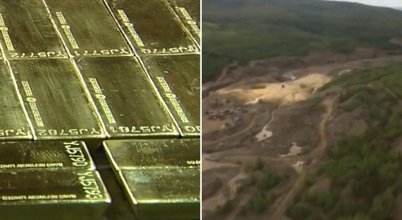 '무려 85조' 역대 매장량 최고 금광 발견한 러시아