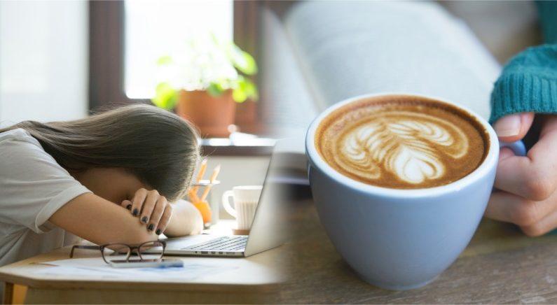 커피마시고 15분 쪽잠자면 '피로' 확 풀린다는 '커피냅'