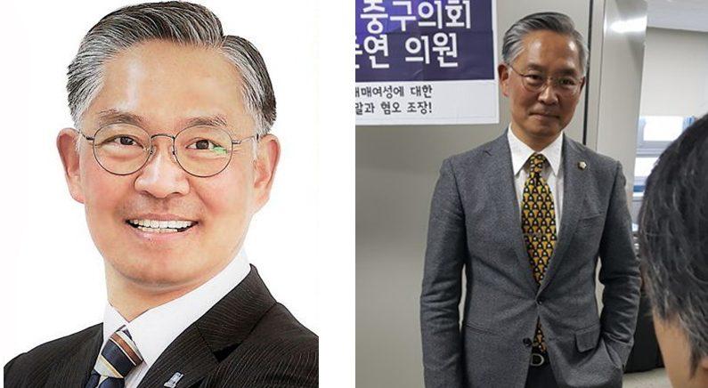 2000만원 지원 '절대 반대' 홍준연 의원, 징계 논의하는 대구 중구의회