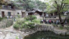 '200년 비밀의 정원' 성락원, 오는 6월까지 한시적 개방한다