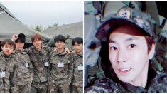"""예비군 훈련에서 '육참총장 표창장' 받은 유노윤호, """"어딜 가나 열정 만수르"""""""