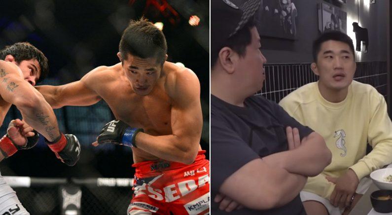 'UFC 최강 파이터' 김동현이 솔직하게 말한 연예인 싸움 순위 1위 (영상)
