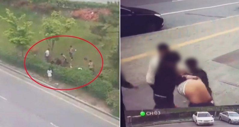 피해자 실명하게 만든 '광주 집단폭행' 가해자들을 법원이 감형시켜준 이유