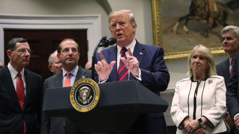 미 여야, 트럼프 '관세 인상' 대중 압박에 초당적 '호응'