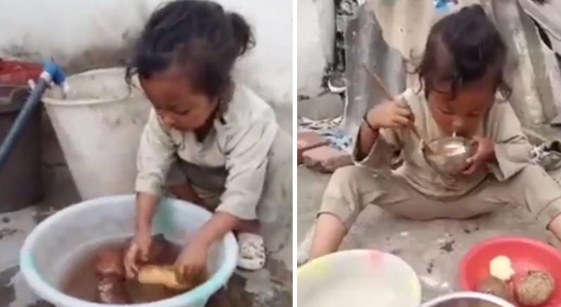 어른 없이 혼자 사는 법 터득한 산골 오지마을 아이의 '평범한 일상'