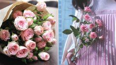 오늘(14일)은 사랑하는 사람에게 장미꽃 건네며 고백하는 '로즈데이'입니다