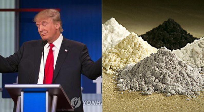"""""""희토류 안 줘"""" 중국 위협에 """"그러면 아프리카"""" 눈 돌리는 미국"""