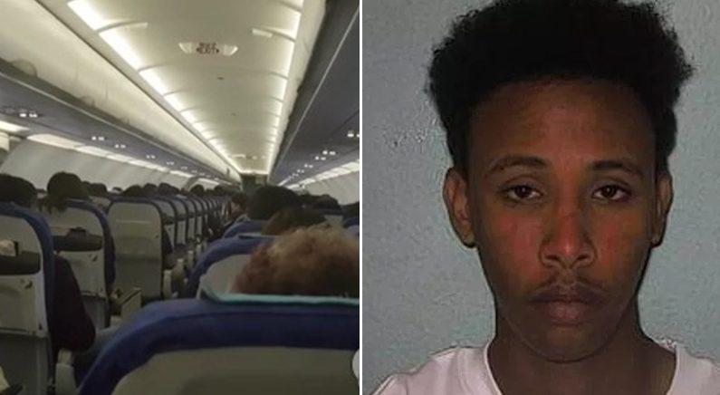 '무고한 난민'인 줄 알고 범죄자 추방 막은 승객들에 피해자 눈물
