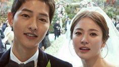 송중기가 송혜교와의 이혼 사유에 대해 밝힌 입장 (전문)