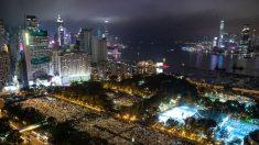 역대급 인파 참가한 6·4 톈안먼 사건 30주년 추모 촛불집회 (홍콩)