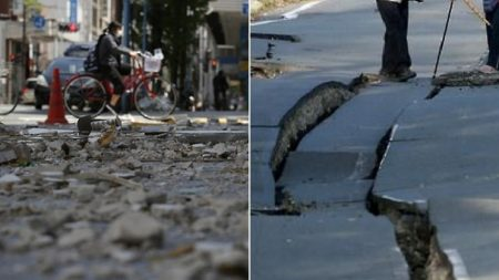 일본, 인도네시아서 어제(24일) 하루 동안 '지진 15번' 일어났다