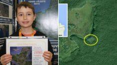 마야문명을 흥미로워 하던 캐나다 소년의 '역대급' 발견