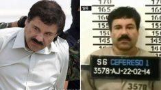 '탈옥만 두번' 멕시코 최대 범죄자, 종신형+148조원 몰수 선고