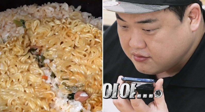 외국인이 보면 깜짝 놀란다는 한국인의 유별난 '탄수화물 사랑'