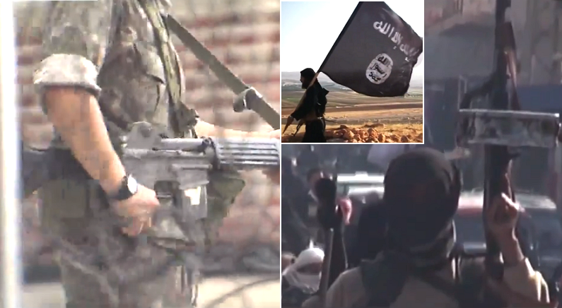 IS 가입 시도하고 국내 테러 계획하다 발각된 '폭파병 특기' 현역 군인