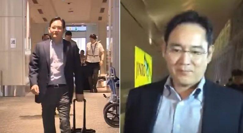 """""""예상보다 더 심각하다"""" 이재용이 급히 일본으로 떠난 이유"""