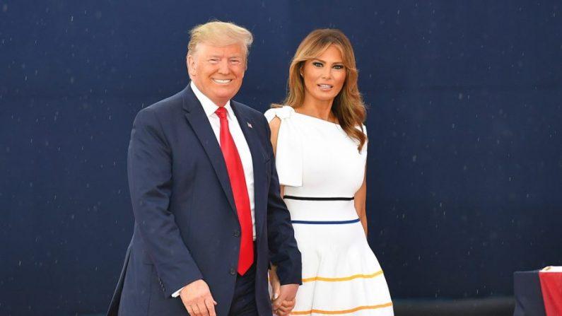 """트럼프, 독립기념일 축하 연설 """"우리는 위대한 이야기의 일부"""""""