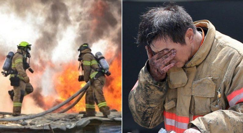 죽을 각오로 화재 현장 뛰어드는 소방관 아들이 매일 '방 청소'했던 이유