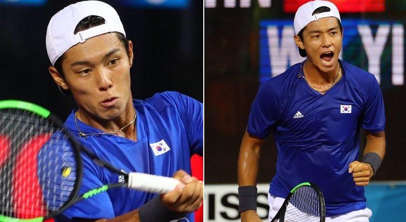 청각장애 딛고 세계대회 최초로 본선 승리한 대한민국 테니스 선수