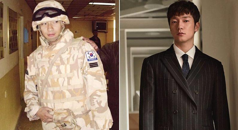 이라크 파병 자원해 군생활하고 제대해 연매출 55억 기업 경영하다 데뷔한 '신인' 배우