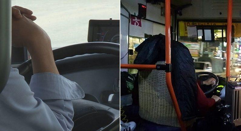25살 청년이 남들에게 무시당하면서도 '하루 17시간' 버스 운전하는 이유 (영상)