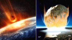 지난주, 지구가 70m 소행성이랑 충돌해 살짝 박살날 뻔했다
