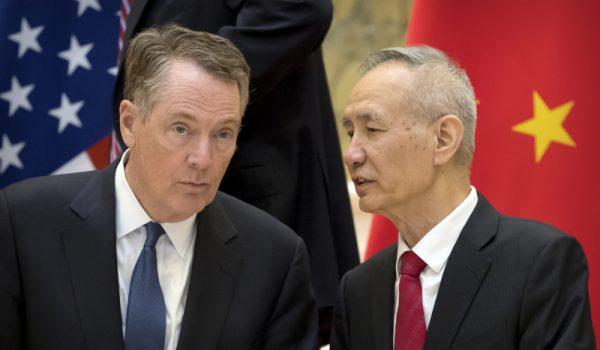 中 공산당 지도부, 미중 무역협상 1단계 합의 서명 앞두고 이상 징후