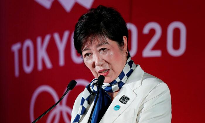 日올림픽 앞두고 도쿄 지사, 코로나 확산 방지 위해 '손 씻기' 당부