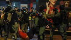 홍콩 시민들, 지난해 8월 폭력진압 규탄 집회…경찰은 참가자 115명 체포