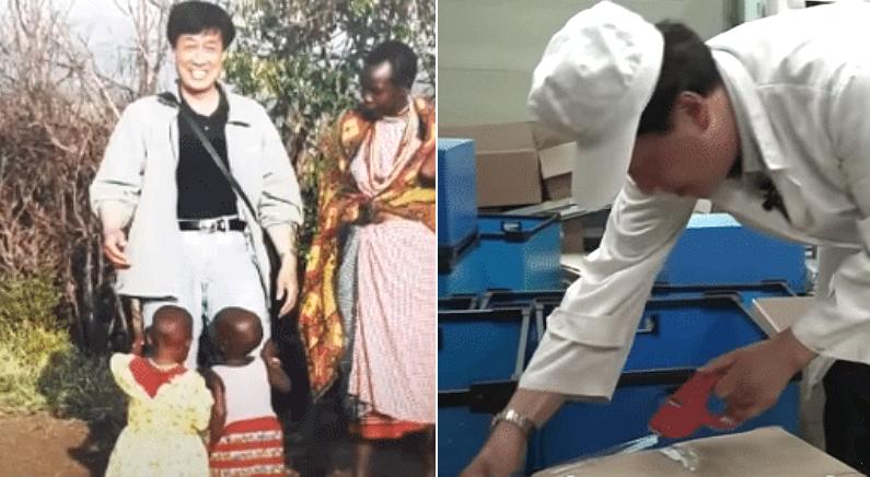 에티오피아 참전용사들 직접 찾아가 30여 년째 후원하고 있는 커피공장 사장님