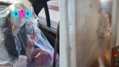 미국에서 돌아온 여동생 '김장비닐'로 꽁꽁 싸매 자가격리 제대로 시킨 친오빠