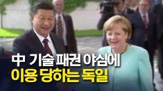 """보고서 """"독일, 중국 야심에 이용당하고 있다"""""""