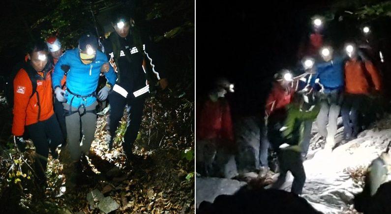설악산 조난 사흘 만에 극적으로 발견된 77살 할아버지가 살아남을 수 있었던 이유
