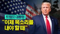 """""""2020 대선, 민주주의를 웃음거리로 만든 것"""" 트럼프 대통령 대국민 담화"""