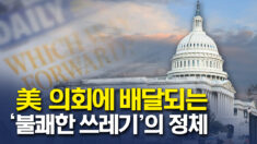 """""""국민 세금으로 배포하는 불쾌한 쓰레기.."""" 美 하원의원 배포 중단 촉구"""