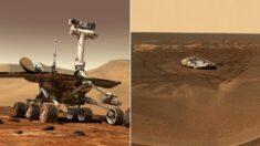 15년 동안 외로이 임무 수행한 화성탐사로봇의 '유언'