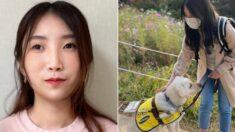 """""""나… 갑자기 눈이 안 보여"""" 시각장애인이 된 14살 소녀에게 친구가 가장 먼저 꺼낸 말 (영상)"""
