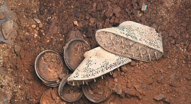 1500년 전에 만들어진 백제 최고 '명품 구두'가 발견됐다