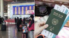 중국, 시설에서 격리 중인 교민 31명 여권 '쓰레기'로 착각해 전부 소각