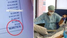 미국서 코로나로 4개월 입원한 여성이 받은 '32억원' 짜리 청구서
