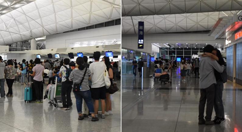 국가보안법 1년, '중국화' 되는 홍콩 견디지 못해 줄줄이 떠나는 홍콩 시민들