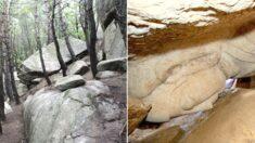 그냥 평범한 바위조차 알고 보면 신라시대 유물일 수도 있는 '경주' 클래스