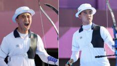 """김제덕 선수가 양궁 남자 개인전에서 """"파이팅!""""을 외치지 못했던 이유"""