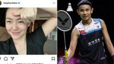 중국 선수 상대하는 대만 선수 응원했다가 중국 기업들에게 '손절'당하고 있는 대만 배우