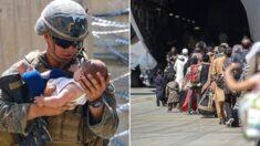 한국 협력한 아프간 가족 380여명, 내일(26일) 한국 온다
