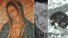 나사 과학자도 당황하며 소름 돋아한 '성모 마리아' 그림 2500배 확대 분석 결과
